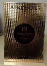 ATKINSONS OUD SAVE THE KING EAU DE PARFUM SPRAY  3.3 OZ / 100 ML NIB