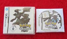 Pokemon Weiß, weisse Edition, Nintendo DS Spiel, Neu, deutsche Version