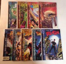 Just Imagine Stan Lee 9 Books Bartman Flash Green Lantern JLA Robin Shazam More