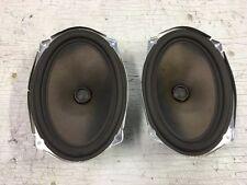 2007-2010 Mini Cooper S OEM Factory Rear Left & Right Speaker Speakers Set R56