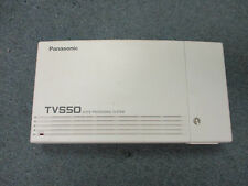 Panasonic KX-TD816 KX-TA824 KX-TVS50 (2) Rls 2 - 2 Port Flash Voice Mail System