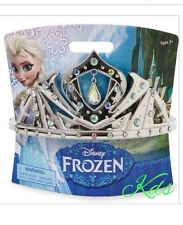 DISNEY FROZEN ELSA SILVER METAL TIARA CROWN GIRLS DRESS UP COSTUME