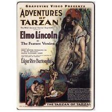 Adventures of Tarzan: The Feature Version/Trolly Trouble (DVD, 2013)