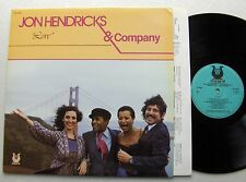 Jon HENDRICKS & CoOMPANY Love FRENCH LP MUSE Records (1982) vocal jazz - NMint