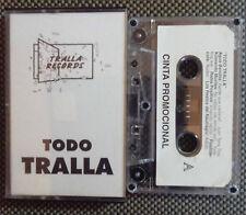 TODO TRALLA - TRALLA RECORDS - AGUA BENDITA, KOMANDO MORILES, RABIA POSITIVA ETC