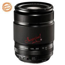 Fujifilm XF 55-200mm f3.5-4.8 LM OIS lens R NUOVO di zecca