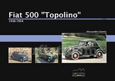 Fiat 500 Topolino 1936-1955 Book New