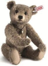 New Steiff Rattle Teddy Bear LTD Jointed Ideal Nursery Keepsake Gift Rare 656712
