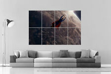 SUPERMAN MAN OF STEEL Wall Poster Grand format A0  Print