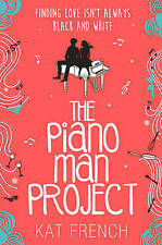 The Piano Man Project by Kat French (Paperback, 2015)