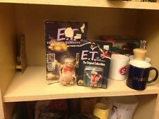E.T. Moc Figure Lot.  Two.new old stock scarce Vintage LJN