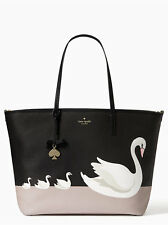 NWT Kate Spade  On Pointe Swan Harmony Baby Bag $348~LIMITED EDITION