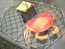 "Crab Trap KAYAKERS DELIGHT SAVE 50% OFF. 20""x15"" FREE SHIPPING  4 U."