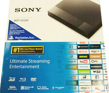 Sony BDP-S5500 Streaming 3D Blu-Ray Player with Built-In Wi-Fi BDPS5500 VG