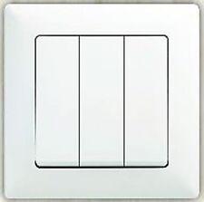 3'er Serienschalter, Schalter, Lichtschalter von Günsan