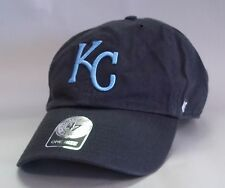 Kansas City Royals 47 Brand Clean Up Hat Cap Adjustable Charcoal