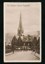 Wales Glam Glamorgan PONTYPRIDD Church D Griffiths & Co delivery horse cart PPC