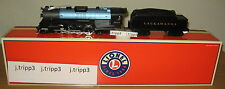LIONEL LACKAWANNA 2-8-4 BERKSHIRE STEAM ENGINE LOCOMOTIVE TRAIN O GAUGE SOUNDS