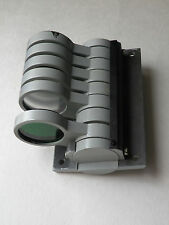 CARL ZEISS JENA  6 filters  (32mm)  for  microscope