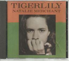 Tigerlily  Natalie Merchant CD, Jun-1995, Elektra