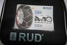 RUD Compact Grip Snow chain Size 4050 4716964 225/50-17 Set new
