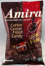 1 BAG Amira Thai Coffee Center Filled Candy 10.5oz 100pcs SAVE ON COMBINED SHIP