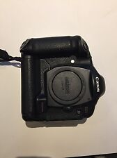 Canon EOS 1D Mark II N 8.2 MP Digital SLR Camera - Black (Body Only)