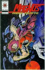 Magnus Robot Fighter # 23 (Valiant, USA, 1993)