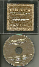 RED HOUSE PAINTERS Make Like paper w/ RARE EDIT PROMO Radio DJ CD single 1997