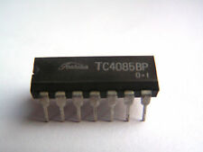 TOSHIBA tc4085bp and-or-invert GATE CMOS IC om124s5