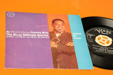 DIZZY GILLESPIE EP AN ELECTRIFYING..TOP JAZZ ORIG HOLLAND EX !!!!!!!!