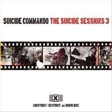 The  Suicide Sessions, Vol. 3: Construct-Destruct + * by Suicide Commando...
