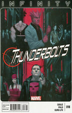 Thunderbolts #18 Unread New Near Mint Marvel 2013 **29