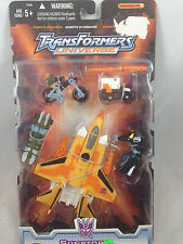 Transformers Universe Sunstorm Sun Storm NEW MIB