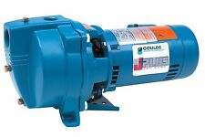Goulds J5S Single Nose Shallow Well Jet Pump, 1/2HP