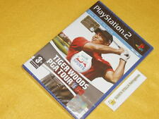 TIGER WOODS PGA TOUR 08 Playstation 2 PS2 2008 VERS. ITALIA NUOVO SIGILLATO GOLF