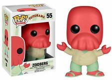 Funko Pop TV Animation Futurama: Zoidberg Vinyl Action Figure Collectible Toy 55