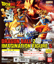 Bandai Dragonball Z DBZ Goku Diorama Part 5 Gashapon Figures Set Guarantee Japan