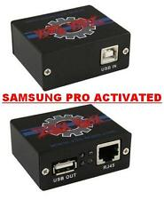2016 Z3X SAMSUNG BOX SAM-PRO Note S7 S6 IMEI Unlock Flash Tool & P1000 Cable GFT