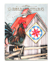 Rolling Star Quilt Note Cards