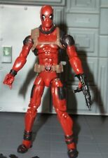marvel universe custom Deadpool action figure