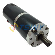 60mm 24 Volt high speed 300rpm Electric DC Planetary Gear Motor with 12mm Shaft