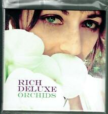 RICH DELUXE - Orchids - 2015 21-track CD album - BRAND NEW CD - FREE UK SHIPPING