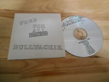 CD Reggae Bullwackies All Stars - Free For All (10 Song) AIRES cb