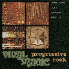 CLAUDIO ROCCHI, NUOVA IDEA, TOP 4... CD italian prog