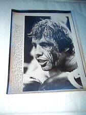 "Press Release Photo of JON VOIGHT In 'The Champ' Dated June 19th 1978 -10"" x 8"""
