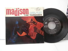 "the tornados""the madison""ep7""or.fr.mercury126034.languette rare ep7""-France 60's"