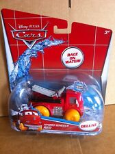 "DISNEY CARS - ""Hydro Wheels Red"" - Deluxe - Pullback Power - Combined Postage"
