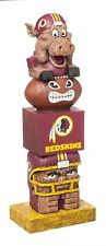 Washington Redskins Tiki Totem Statue NFL - Free Shipping
