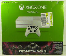 XBOX ONE 500 GB/GO Gears of War Ultimate Edition Box With Carrying Handle